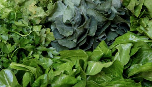Dicas da Nutri – Verduras de cor Verde Escuro