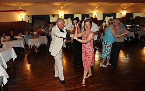 Dança não tem limite de idade!!!