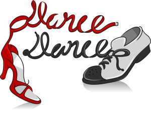 Aula de dança de salão dia 13 de junho!