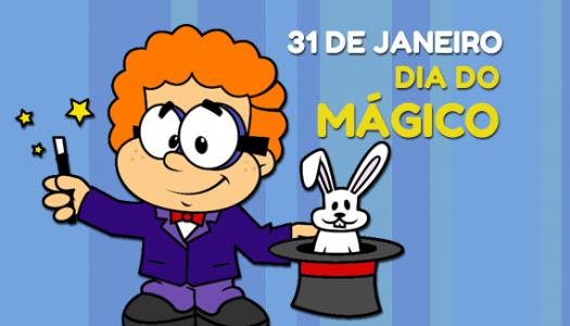 Você gosta de mágica? Feliz Dia do Mágico!