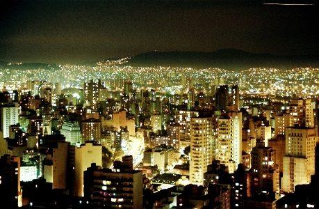 Parabéns São Paulo minha terra Natal!