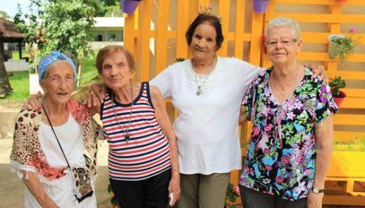 Visitas fazem bem para a saúde física e mental dos idosos