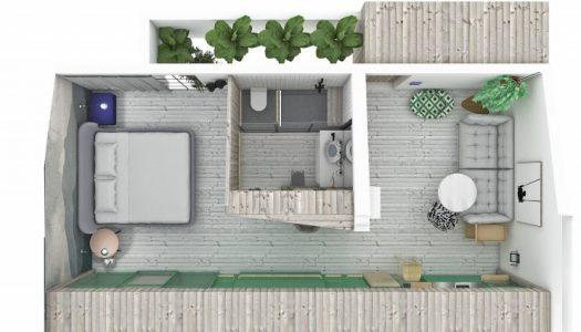Arquiteta e gerontóloga cria apartamento para reduzir acidentes domésticos para idosos