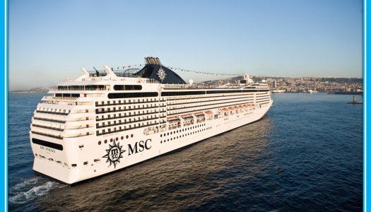 Que tal fazer uma travessia Europa-Brasil a bordo de um MSC?