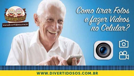 Sabe fotografar e filmar com o celular? Guilherme ensina!