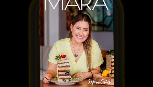 Lançamento do livro de Mara Cakes em São Vicente