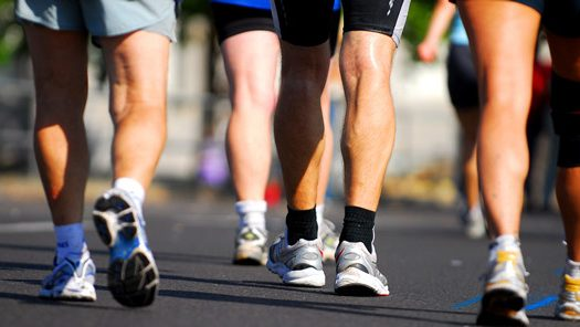 Benefícios da caminhada para sua saúde