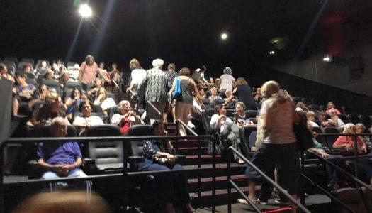 Última sessão do Cine 3i de 2018 foi como? LOTADAAAA