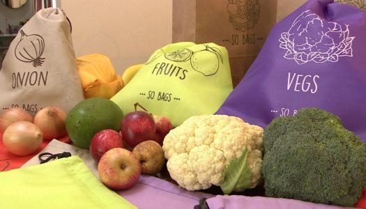 Quer combater o desperdício de legumes, verduras e frutas? Conheça a SO BAGS