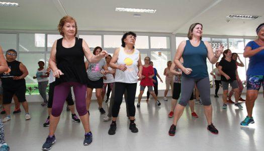 Muitas opções para você se exercitar gratuitamente em Santos, aproveite!